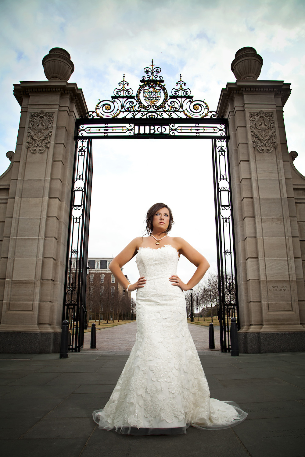 Arkansas Bride: Claire Tanksley of Springdale