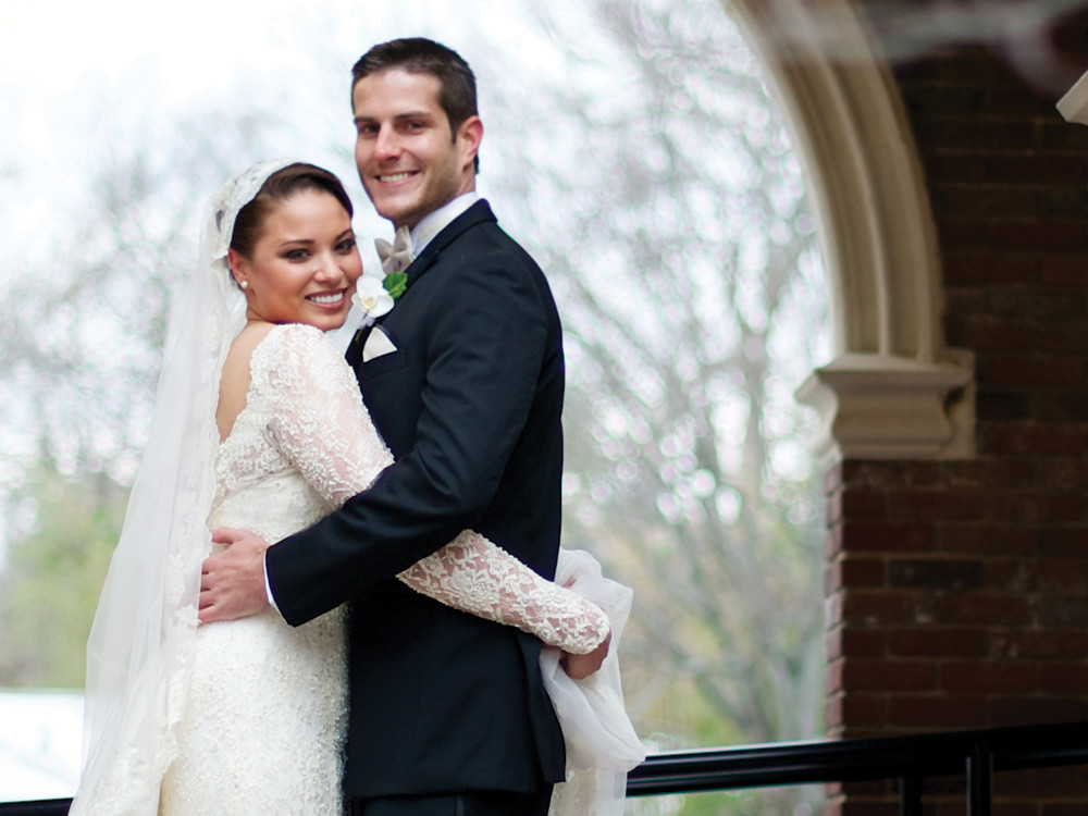 Real Little Rock Wedding: Alyse Eady and Patrick Lemmond
