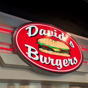 McCain Mall Sues David's Burgers