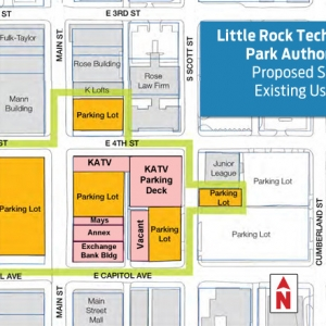 Jay Chesshir: Acquisition Process for Tech Park Could Be Done by End of Year