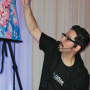 Paint Nite Combines Art With Cocktails