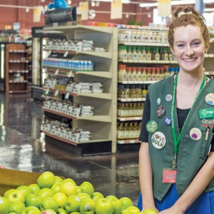 Co-op Ozark Natural Foods Preps for Whole Foods Competition in Fayetteville
