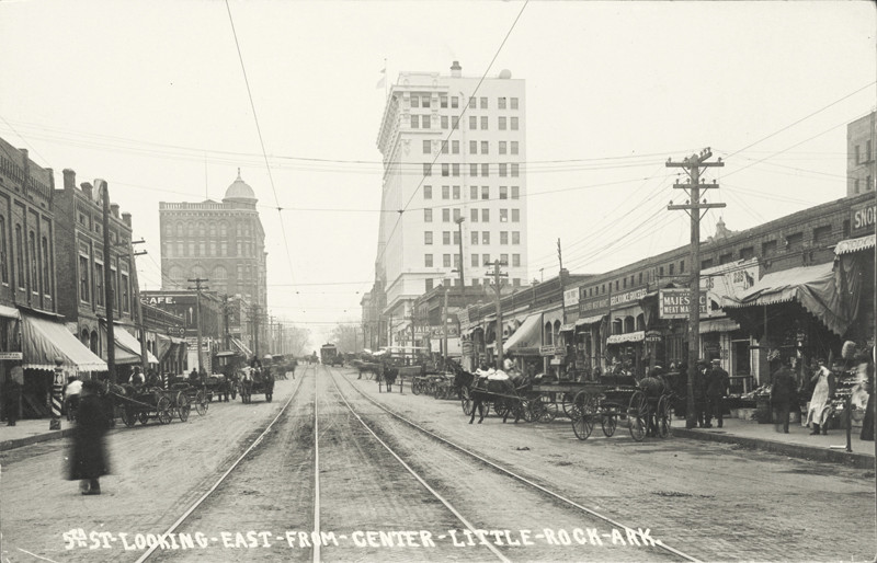Centuries of Change: The History of Downtown Little Rock