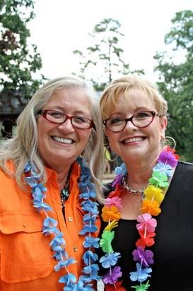 Debbie Robinson, Sheryl Ghan