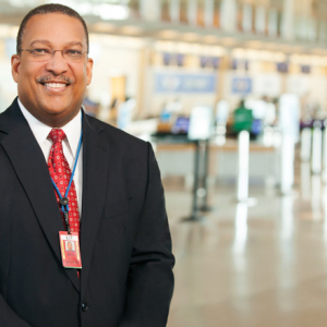 Clinton National's Ron Mathieu Named CEO of Birmingham Airport