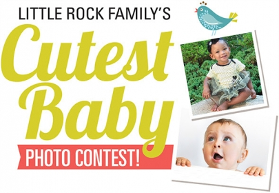 Vote for the Cutest Baby in Central Arkansas!