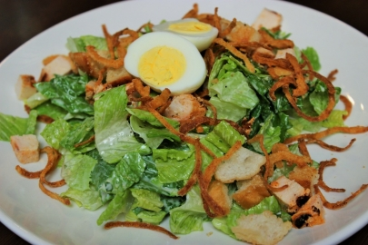 The Dish: South on Main's Chopped Romaine Salad