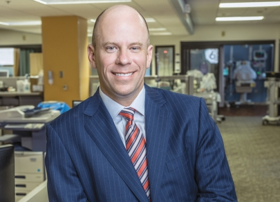 Baptist Health CEO Troy Wells Shares What It's Like To Lead Arkansas' Largest Health System