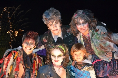 Magic Screams Spooky Fall Festival is Back at Magic Springs