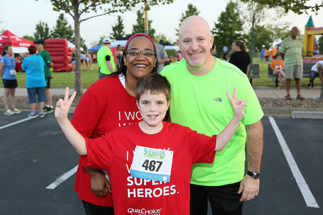 Easter Seals' Rollin' on the River at Clinton Presidential Center