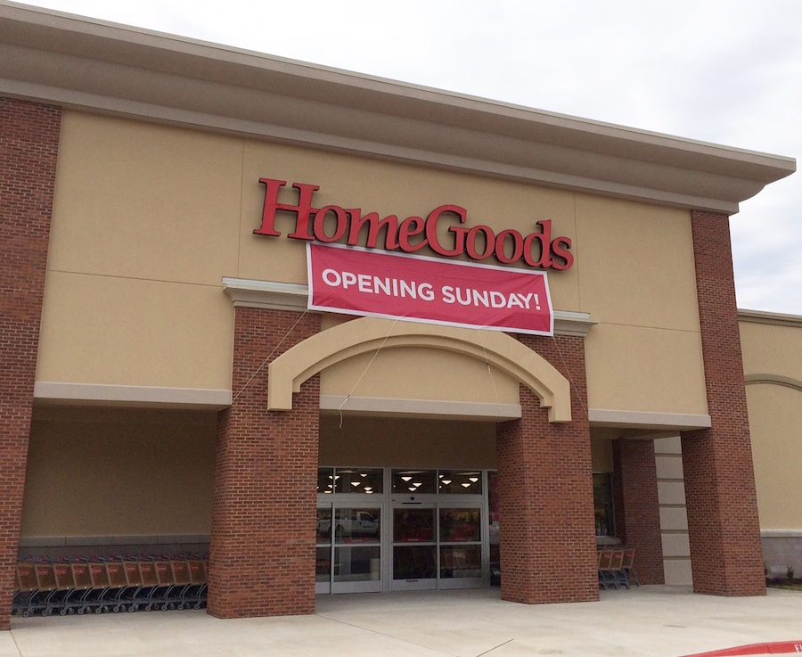 homegoods opens sunday at promenade little rock soiree magazine. Black Bedroom Furniture Sets. Home Design Ideas