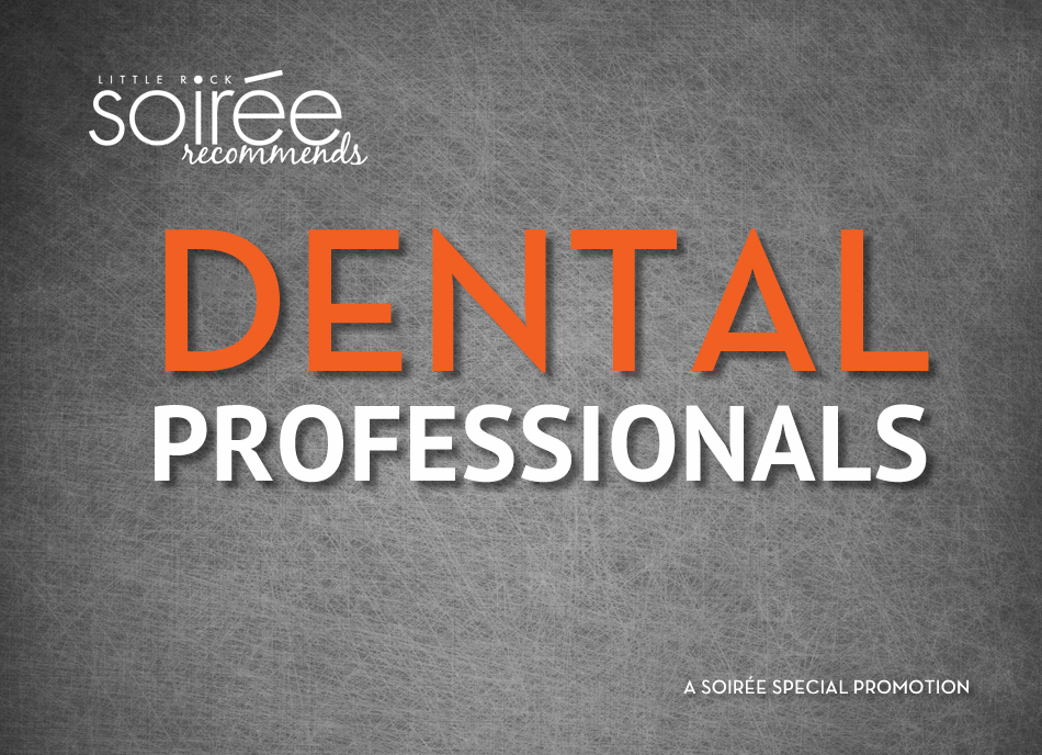 soiree recommends dental professionals title