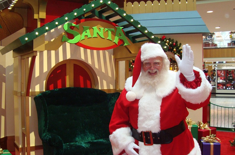 where to see santa claus in little rock and central arkansas