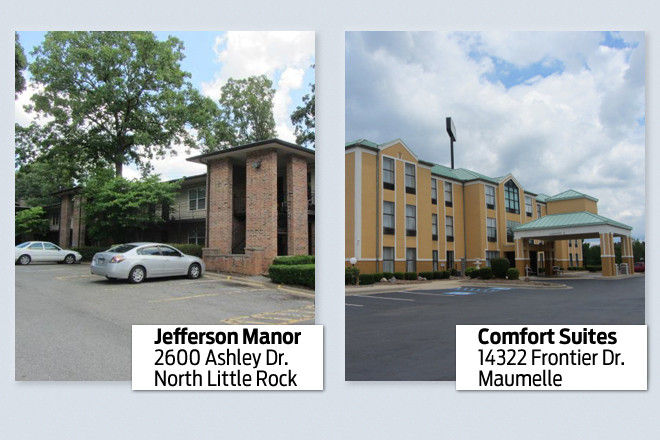 Jefferson Manor Apartments North Little Rock