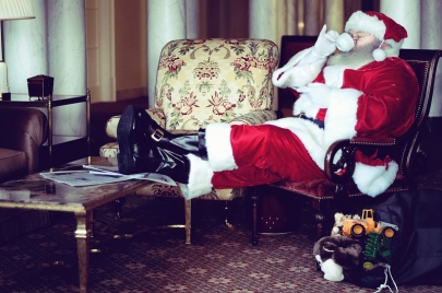 Save the Dates for Christmas Fun at the Capital Hotel