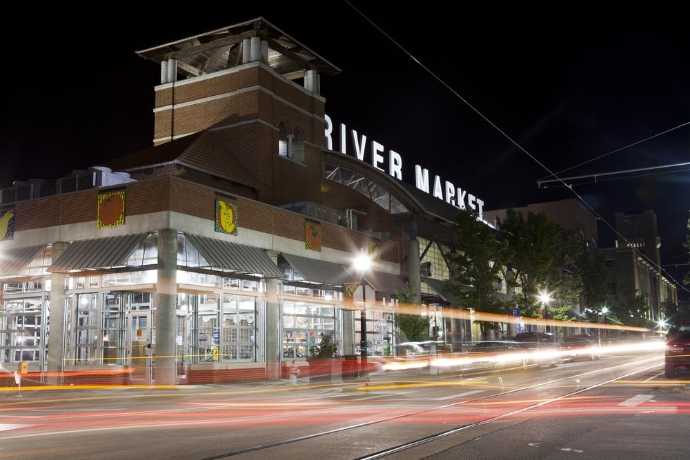River Market at Night