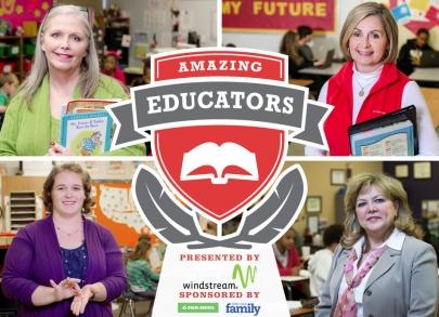 Meet Little Rock Family's Second Annual 'Amazing Educators'