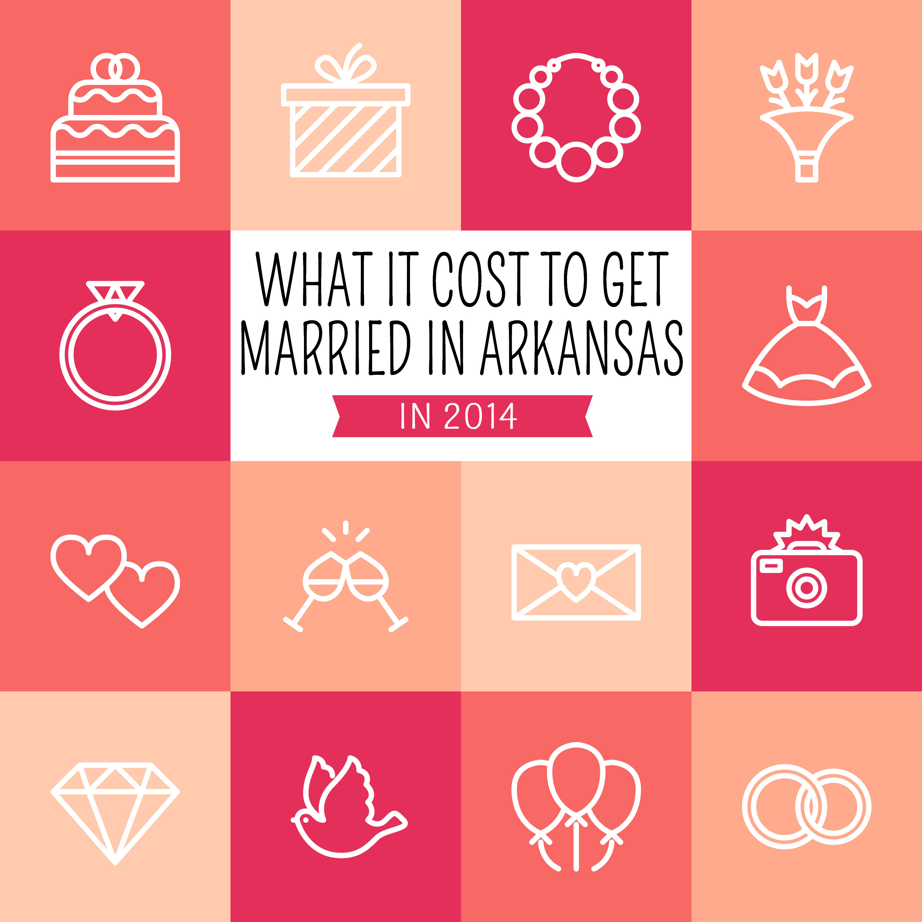 Average Cost Of Wedding Gift: Year In Review: How Much Weddings Cost In Arkansas In 2014
