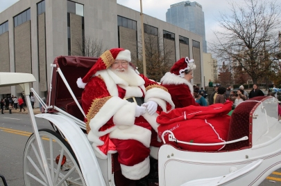 7 Christmas Parades in Central Arkansas