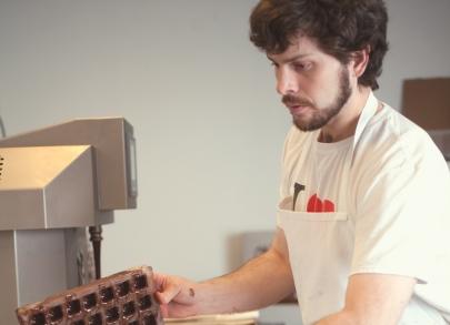Arkansas Fresh Bakery's Ashton Woodward Bakes Cocoa Rouge With Love