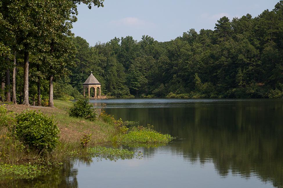Wildwood Park for the Arts Gazebo