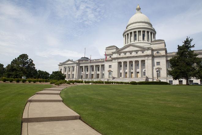 Capital Assets Arkansas State Capitol