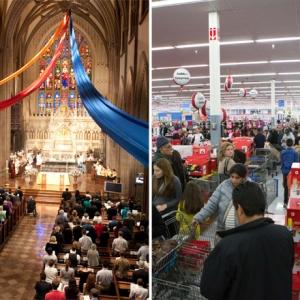 Wal-Mart Battles Manhattan Church Concerned About Firearm Sales