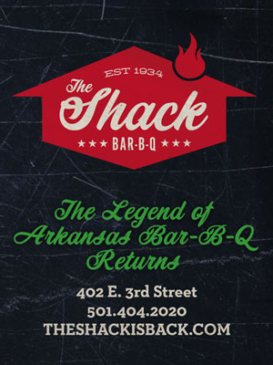 The Shack webshot