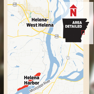 Helena Harbor Gets Marine Highway Designation