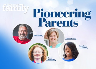 Little Rock Family Presents The 2015 Pioneering Parents