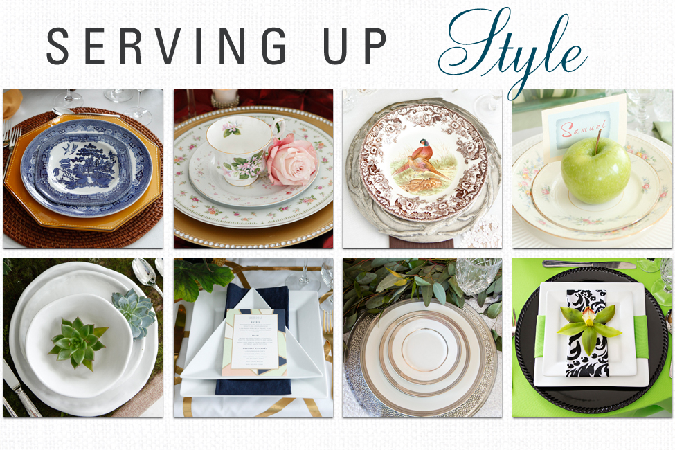 Serving Up Style Tablescapes title