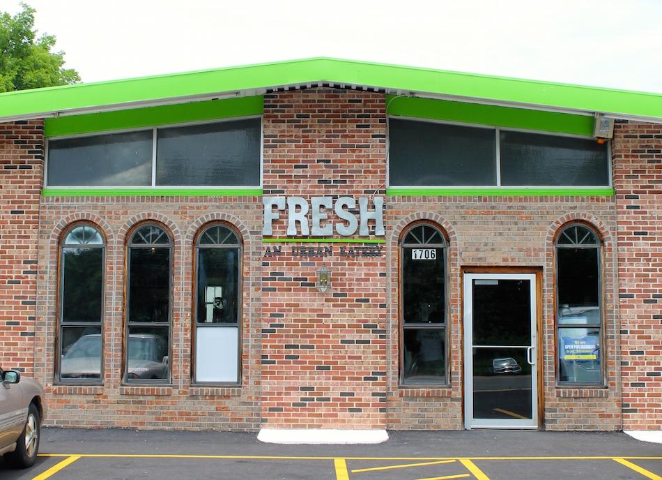 Fresh! An Urban Eatery