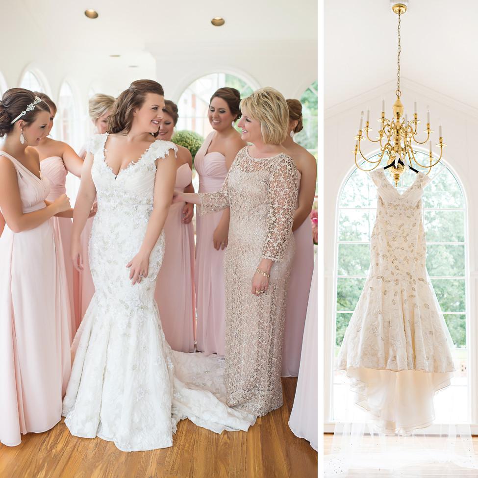 Real Fairytale Weddings Silver Spring Md: Real Arkansas Wedding: Candace Mullikin & Kyle Ashcraft Of