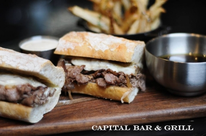 Capital Bar & Grill Teases New Summer Menu