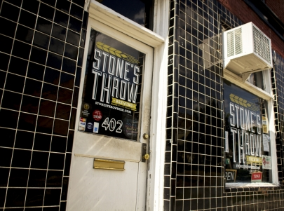 Stone's Throw Block on Rock Birthday Bash Hits the Streets July 28