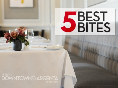 5 Best Bites in Downtown Little Rock & Argenta