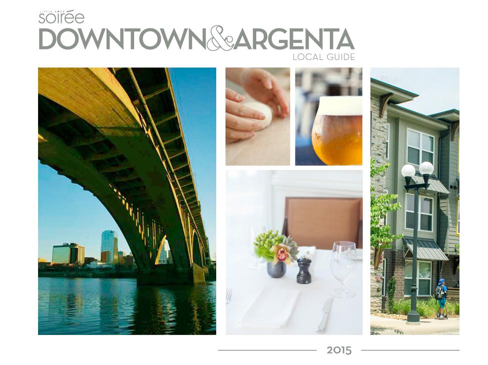 2015 Soiree Downtown Little Rock & Argenta Cover Blog Version
