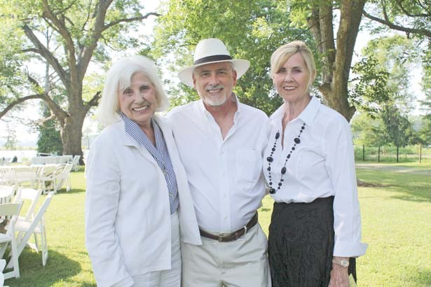 Mary Jo Bevis, Judge Larry and Shelia Vaught