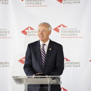 14 Companies Get Arkansas Governor's Quality Awards