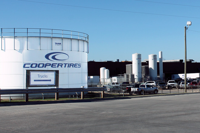 Goodyear Acquires Cooper in All-American Tire Deal