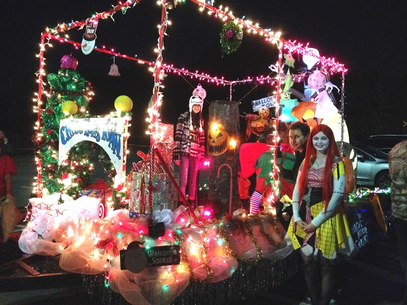 7 Christmas Parades In Central Arkansas Little Rock Family