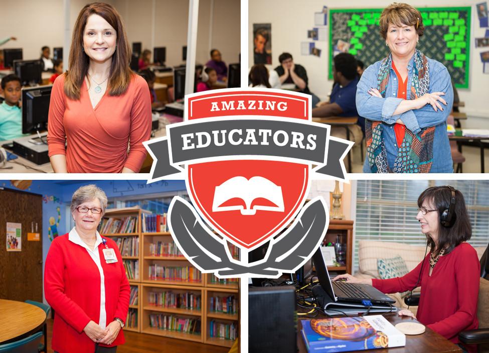 Amazing Educators 2016