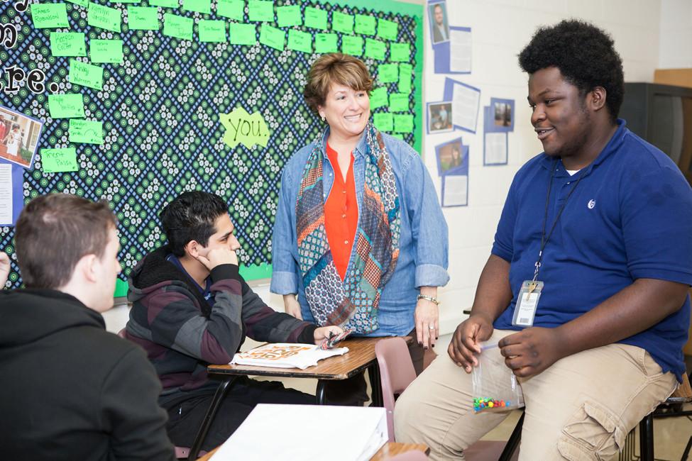 Amazing Educators 2016 Jane Balgavy