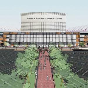 UA Board Votes to Continue Plans for $160M Razorback Stadium Expansion