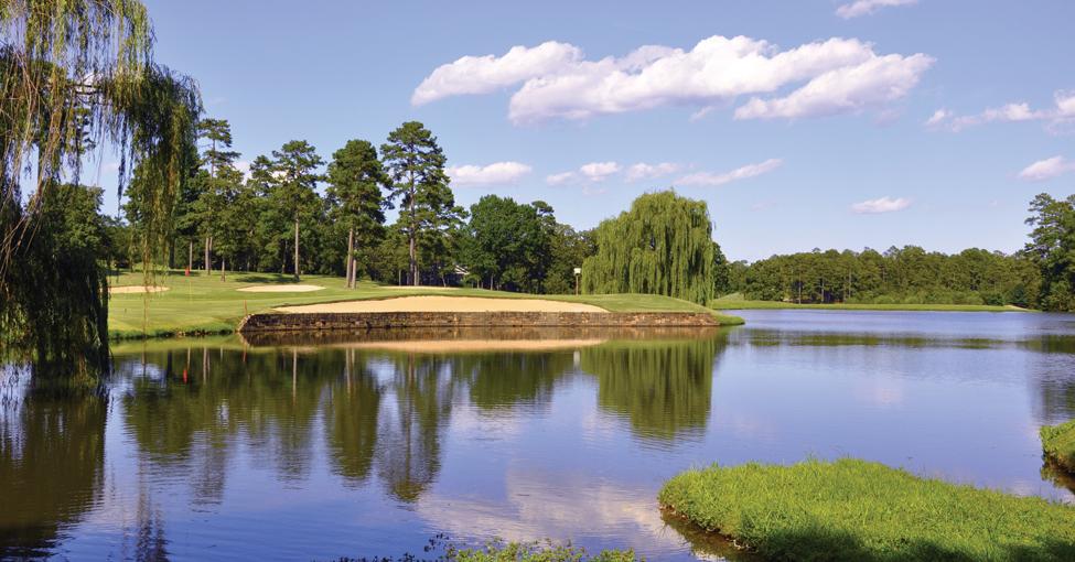 Hot Springs Village Balboa Golf Course