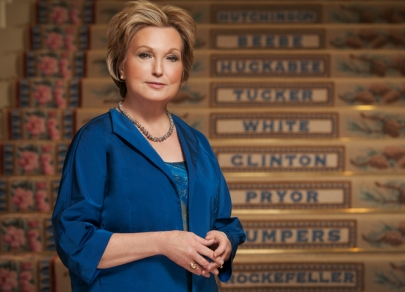 First Lady Susan Hutchinson Champions Children's Advocacy Centers of Arkansas