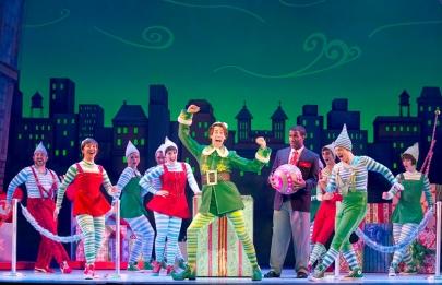 Celebrity Attractions 2016-2017 Season Includes Elf, Cinderella, Phantom of the Opera