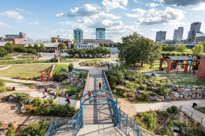 5 Stops to Make at Little Rock's Riverfront Park