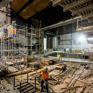 Slideshow: Robinson Center's Renovation Poised for October Completion