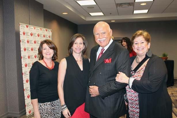 Nancy Howe, Cori McGrath, Rick Fleetwood, Judy Tenenbaum